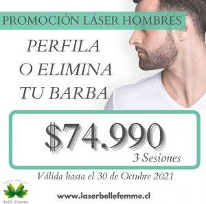 promocion laser hombre